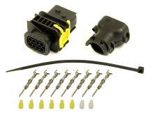 Konektor DAF MCP 1.5km 8pol 180 °