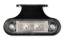 Pozičné svetlo Fristom FT-015 LED biele s držiakom