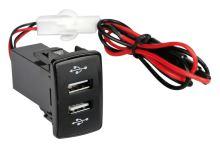 Vestavná USB zásuvka pro Scania