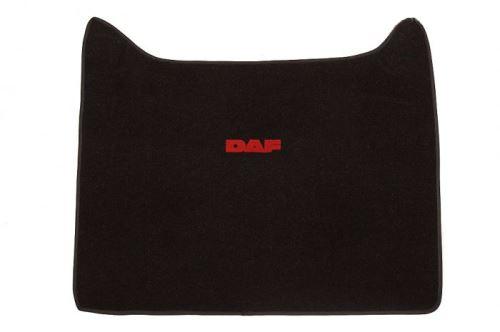 Středový koberec DAF XF105/106, automat, červený