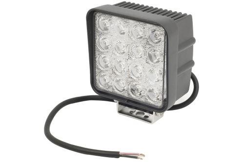 Pracovný svetlomet 16 LED, 48W