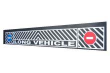 Lapač nečistot (zástěrka návěsu) Long vehicle