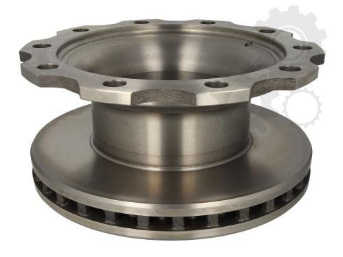 Brzdový kotouč BPW 377x169,5mm, 10 děr