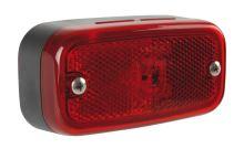 Pozičné svetlo červenej, žiarovka