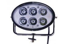 Dálkový LED světlomet 60W (6x LED)