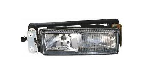 Hmlový a diaľkový svetlomet s rámčekom DAF, pravý