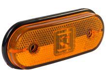 Poziční světlo LED UniPoint, oranžové